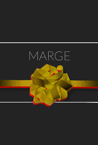 MARGE Gift Card