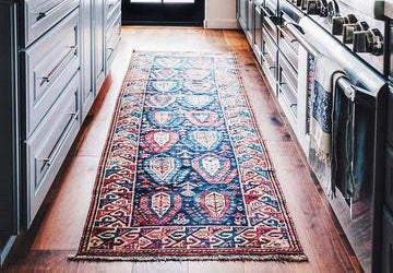 Antique Rug Inspiration for Your Kitchen