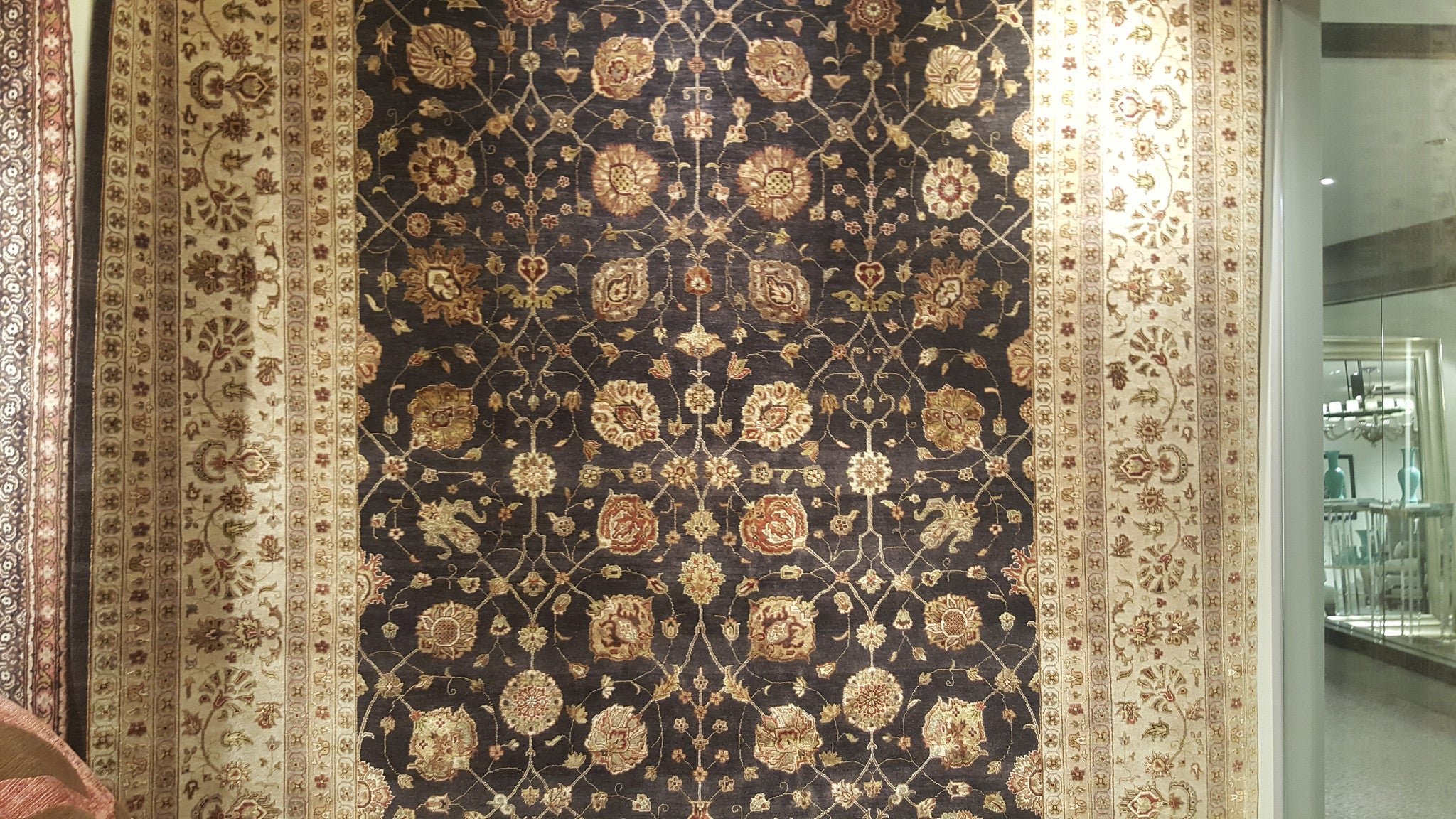 Bijar, The Iron Rug of Persia