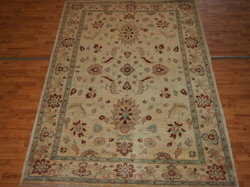 6'x9' Peshawar Floral Rug - Direct Rug Import | Rugs in Chicago, Indiana,South Bend,Granger