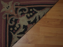 Load image into Gallery viewer, 5' X 8'2'' Abusson Frame Traditional Hand-knotted Black,Gold,Pink Rectangle Wool Rug - Direct Rug Import | Rugs in Chicago, Indiana,South Bend,Granger