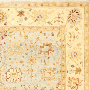 "8'11""x11'8"" Classic & Traditional Wool Hand-Knotted Rug"