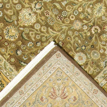 "Load image into Gallery viewer, 8'2""x10'1"" Traditional Tabriz Wool Hand-Knotted Rug"