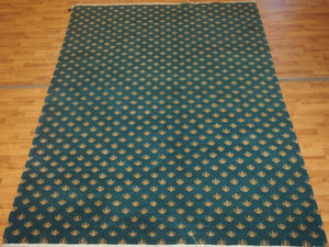 6' X 9' Regal Diamond Transitional Hand-knotted Gold Rectangle Wool Rug - Direct Rug Import | Rugs in Chicago, Indiana,South Bend,Granger
