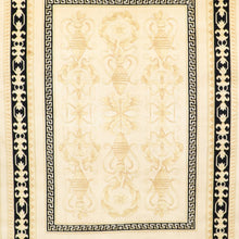 "Load image into Gallery viewer, 8'x10'1"" Modern Tibetan Wool Hand-Knotted Rug"