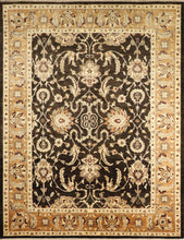 "Load image into Gallery viewer, 8'2""x10'3"" Traditional Wool Hand-Knotted Rug"