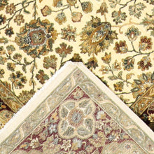 "Load image into Gallery viewer, 8'x10'1"" Decorative Kashan Wool Hand-Knotted Rug"
