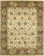 "Load image into Gallery viewer, 8'x10'1"" Decorative Kashan Wool Hand-Knotted Rug - Direct Rug Import 