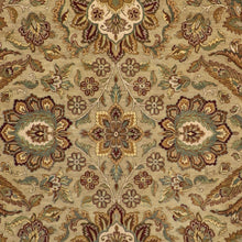 "Load image into Gallery viewer, 9'1""x11'9"" Traditional Kashan Wool Rug"