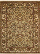 "Load image into Gallery viewer, 9'1""x11'9"" Traditional Kashan Wool Rug - Direct Rug Import 