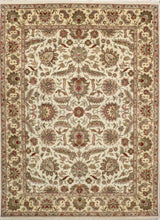"Load image into Gallery viewer, 9'x12'3"" Traditional Wool Hand-Knotted Rug"