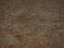 Load image into Gallery viewer, 5' X 7'1'' Abusson Gold Floral Traditional Hand-knotted Red,Rust,Beige Rectangle Wool Rug - Direct Rug Import | Rugs in Chicago, Indiana,South Bend,Granger