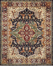 "Load image into Gallery viewer, 8'3""x10'2"" Traditional Wool Hand-Knotted Rug"
