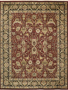"8'11""x11'10"" Traditional Wool Rug - Direct Rug Import 