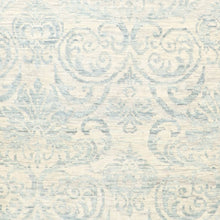 "Load image into Gallery viewer, 8'1""x10'4"" Transitional Wool Hand-Knotted Rug"