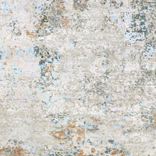 "Load image into Gallery viewer, 7'10""x10' Modern Very Fine Quality of Wool & Silk Hand-Knotted Rug"