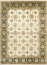"Load image into Gallery viewer, 8'10""x12'3"" Traditional Wool & Silk Hand-Knotted Rug - Direct Rug Import 