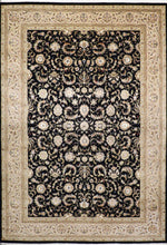 "Load image into Gallery viewer, 8'11""x11'10"" Traditional Kashan Rug Wool & Silk Hand-Knotted Rug - Direct Rug Import 