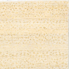 "Load image into Gallery viewer, 4'2""x6'3"" Transitional Tan and Gold Wool Hand-Knotted Rug - Direct Rug Import 