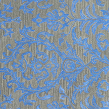 Load image into Gallery viewer, 6'x9' Transitional Blue Wool & Silk Hand-Tufted Rug - Direct Rug Import | Rugs in Chicago, Indiana,South Bend,Granger
