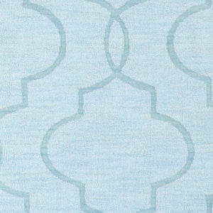 "2'6""x7'11"" Contemporary Wool Hand-Tufted Rug - Direct Rug Import 