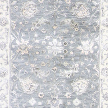 Load image into Gallery viewer, 3'x12' Decorative Vintage Wool & Silk Hand-Tufted Rug - Direct Rug Import | Rugs in Chicago, Indiana,South Bend,Granger