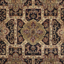 "Load image into Gallery viewer, 5'x8'3"" Traditional Yazed Wool Hand-Knotted Rug - Direct Rug Import 