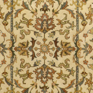 "5'4""x8'7"" Traditional Wool Hand-Tufted Rug - Direct Rug Import 