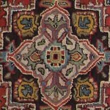 "Load image into Gallery viewer, 3'x4'11"" Traditional Red Wool Hand-Tufted Rug - Direct Rug Import 