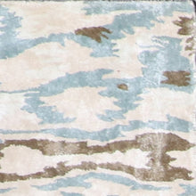 "Load image into Gallery viewer, 3'2""x8'9"" Contemporary Silk Hand-Tufted Rug - Direct Rug Import 