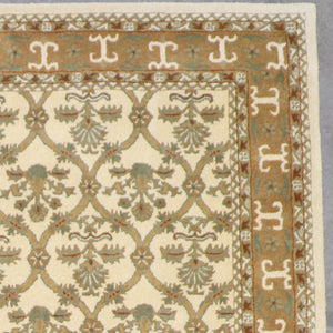 8'x11' Traditional Wool Hand-Tufted Rug - Direct Rug Import | Rugs in Chicago, Indiana,South Bend,Granger