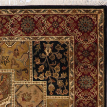 "Load image into Gallery viewer, 5'4""x8'2"" Traditional Yazed Wool Hand-Knotted Rug - Direct Rug Import 