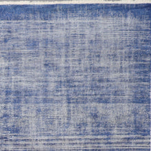 "Load image into Gallery viewer, 8'7""x11'9"" Transitional Blue Wool Hand-Knotted Rug - Direct Rug Import 
