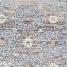 Load image into Gallery viewer, 6'x9' Decorative Gray Wool Hand-Knotted Rug - Direct Rug Import | Rugs in Chicago, Indiana,South Bend,Granger