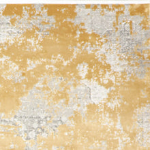 "Load image into Gallery viewer, 7'8""x9'9"" Transitional Gray Wool & Silk Hand-Knotted Rug"