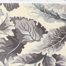 "Load image into Gallery viewer, 6'3""x9'6"" Decorative Ivory & Gray Wool Hand-Finished Rug - Direct Rug Import 
