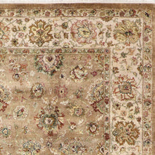 "Load image into Gallery viewer, 8'10""x12'1"" Traditional Tan Wool Hand-Knotted Rug - Direct Rug Import 