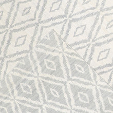 "Load image into Gallery viewer, 8'11""x11'10"" Decorative Ivory & Gray Flat-Weave Wool Hand-Knotted Rug - Direct Rug Import 