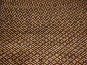 6' X 9' Overall Decorative Persian Lychee Brown Rectangular Wool Rug - Direct Rug Import | Rugs in Chicago, Indiana,South Bend,Granger