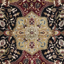 "Load image into Gallery viewer, 8'x10'5"" Traditional Polynesian Wool Hand-Knotted Rug"