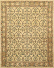 "Load image into Gallery viewer, 7'11""x10'1"" Traditional Overall Wool Hand-Tufted Rug"