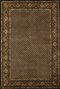 "6'x8'11"" Decorative Wool Hand-Tufted Rug"