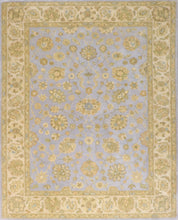 "Load image into Gallery viewer, 7'7""x9'7"" Traditional Tan Wool Hand-Tufted Rug - Direct Rug Import 