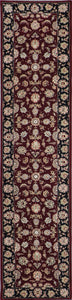 "2'7""x11'9"" Decorative Wool & Silk Hand-Tufted Rug - Direct Rug Import 
