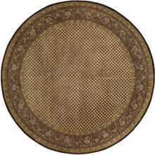 Load image into Gallery viewer, 10'x10' Decorative Round Wool Rug - Direct Rug Import | Rugs in Chicago, Indiana,South Bend,Granger