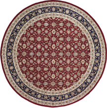 Load image into Gallery viewer, 10'x10' Decorative Round Wool & Silk Rug - Direct Rug Import | Rugs in Chicago, Indiana,South Bend,Granger