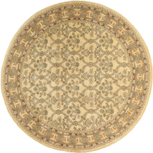 Load image into Gallery viewer, 8'x8' Decorative Round Wool Hand-Tufted Rug - Direct Rug Import | Rugs in Chicago, Indiana,South Bend,Granger