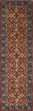 "Load image into Gallery viewer, 2'3""x7'11"" Decorative Brugundy Wool Hand-Tufted Rug - Direct Rug Import 