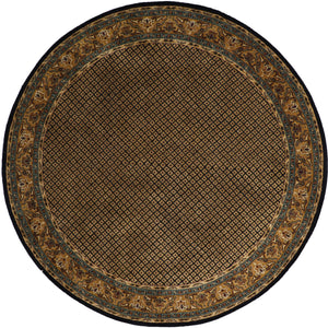 9'x9' Decorative Round Wool Tufted-Rug - Direct Rug Import | Rugs in Chicago, Indiana,South Bend,Granger