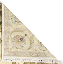 "Load image into Gallery viewer, 8'2""x9'9"" Traditional Ivory Wool Hand-Knotted Rug"